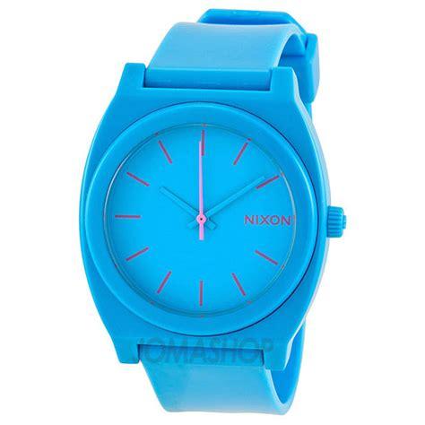 Nixon Time Teller Bright Blue nixon time teller p bright blue a119606 jomashop