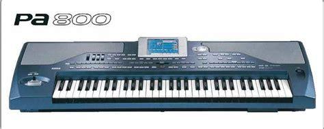 Keyboard Korg Pa800 Bekas korg pa800 image 373394 audiofanzine