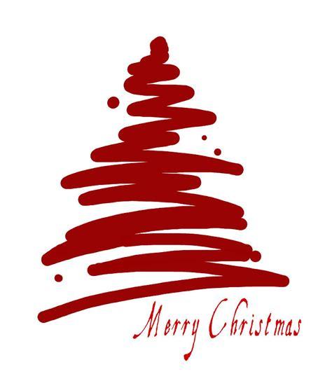 merry christmas tree red digital art by patricia awapara