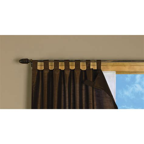 curtain panel liner thermalogic ideal liner curtain panel 50x77 save 68