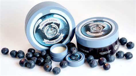 Blueberry Scrub 250ml the shop blueberry producten beautylab nl