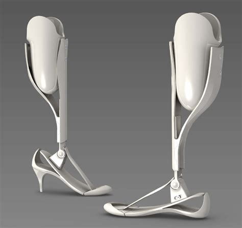 Almost Genius: Women's Prosthetic Limbs as Fashion Accessories   Co.Design   business   design