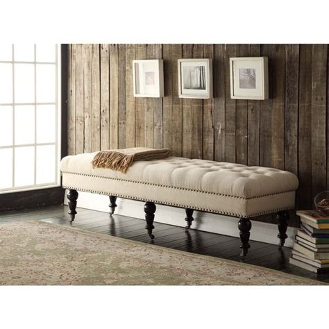roma tufted end of bed bench tufted bed bench 28 images roma tufted end of bed