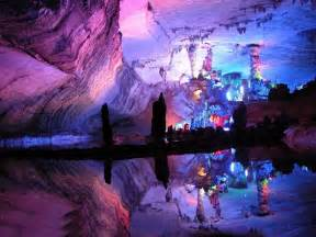 Reed Flute Cave China by Reed Flute Cave Guilin Top Caves Guilin Travel Guide