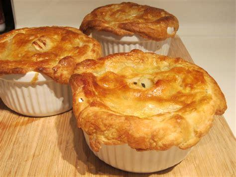 Chicken Pastry puff pastry chicken pot pie recipe dishmaps