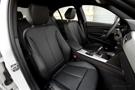 sensatec leatherette upholstery 2014 bmw f30 320i review by edmunds com autoevolution
