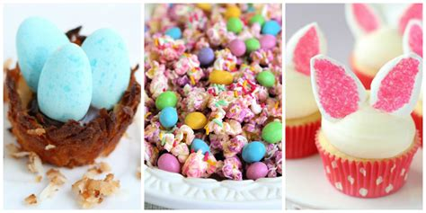 easter desserts you can make using easter candy best