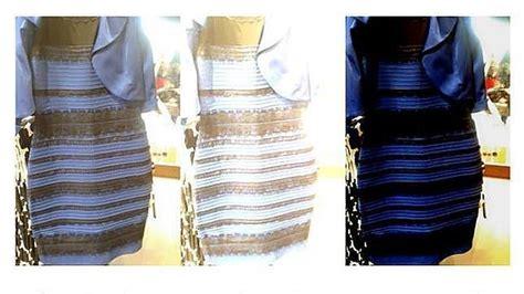 Imagenes Del Vestido Blanco Y Dorado O Negro Y Azul | la explicaci 243 n de la ciencia para el vestido azul y negro