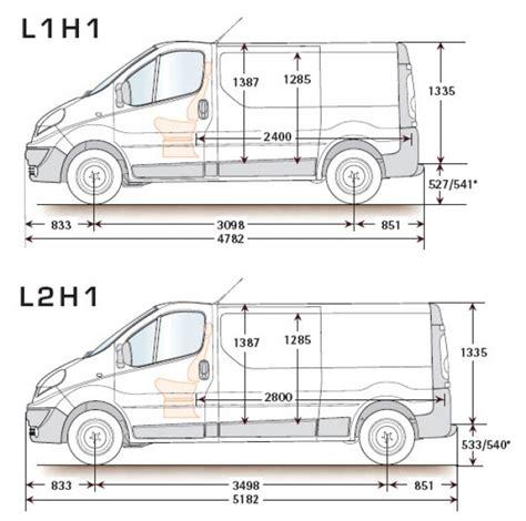 renault trafic dimensions mxteam gt choix utilitaire pour transport cross