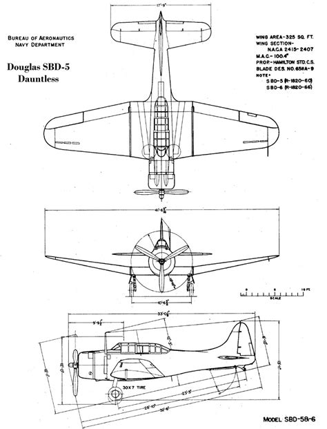 3 Drawing Views by Aircraft Engineering Drawings Quotes