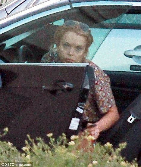 Lindsays To Finally Visit Rehab by Lindsay Lohan Finally Gets Back The Wheel As