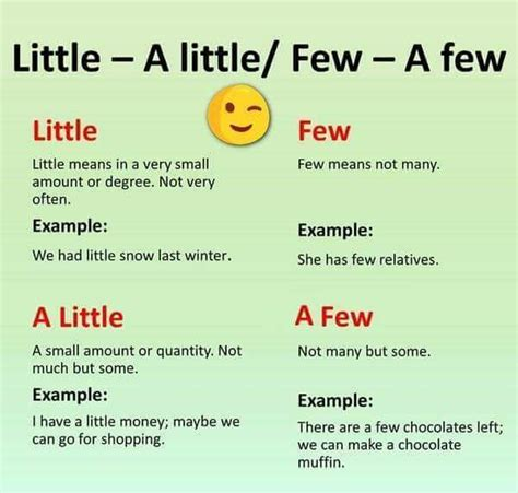 difference between few a a few
