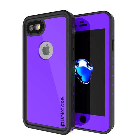 is iphone 8 waterproof punkcase studstar purple apple iphone 8 waterproof