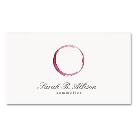wine business card templates free 166 best images about wine business cards on