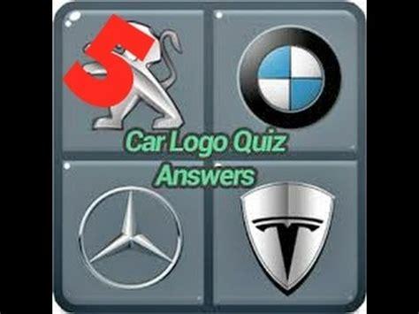Auto Logo Quiz Level 5 by Car Logo Quiz Level 5 Youtube