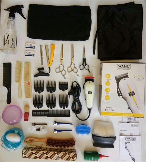 Jual Alat Pangkas Rambut Bekas jual paket usaha alat alat pangkas rambut barbershop