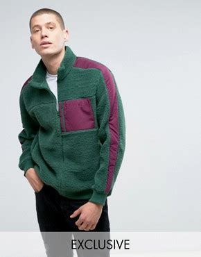 Gaul Blazer Green Exclusive mens shop trainers bags shoes asos