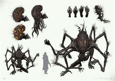 libro bloodborne official artworks bloodborne concept art amygdala concept art videogames bloodborne criatura