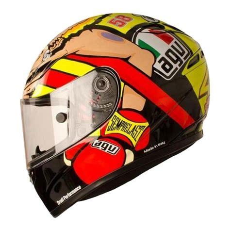 agv gp tech agv gp tech valentino boxer helmet misano 2012