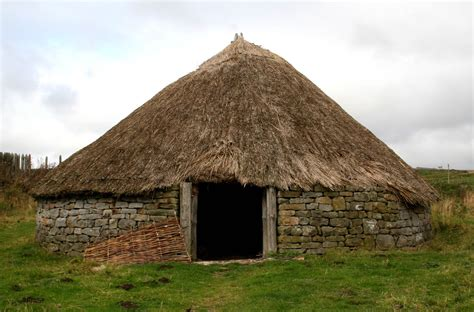 round house 100 wild huts wild hut 4