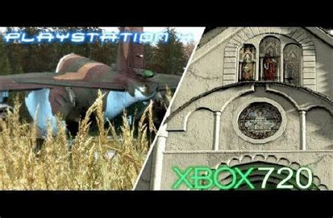 Xbox 720 Vs Ps4 Graphics