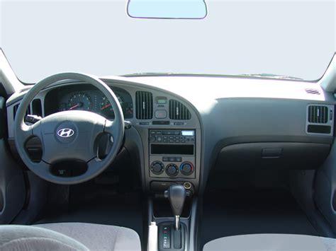 2005 Hyundai Elantra Interior by 2005 Hyundai Elantra Gls Sedan Interior Photos Automotive