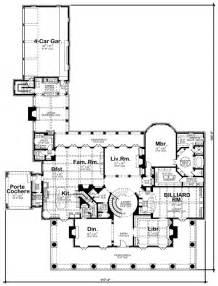 first floor plan of colonial plantation house plan 66446 home sweet home pinterest