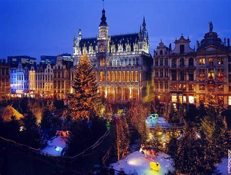 Le marché de Noël de Bruxelles Voyages sncf.com