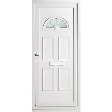 Wickes Front Door Wickes Carolina Pre Hung Upvc Front Door Set 2085 X 920mm Right Hung Wickes Co Uk