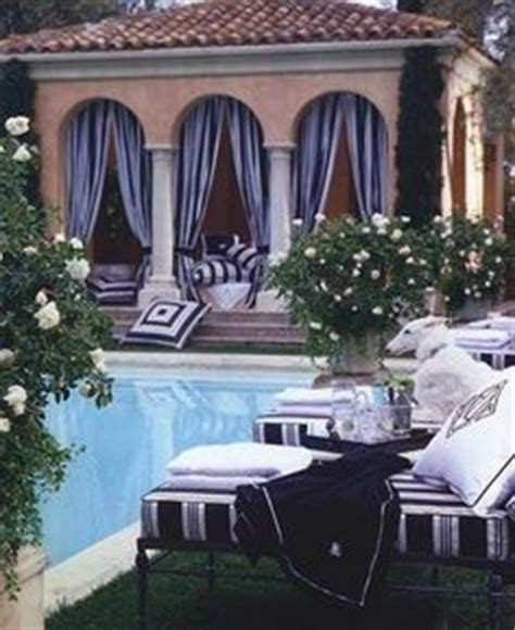 cabana curtains patio 1000 images about awnings and outdoor drapes on pinterest