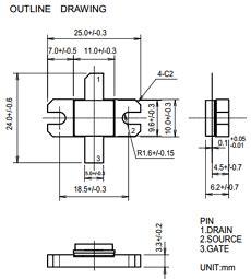 transistor k4107 rsn3502a datasheet rsn3502a pdf etc datasheetbank
