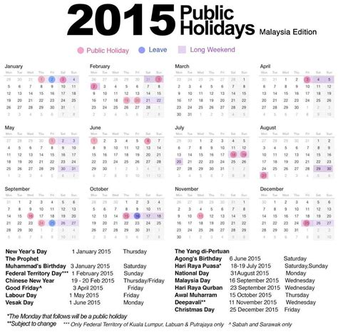 new year 2015 malaysia calendar kalender 2015 sm