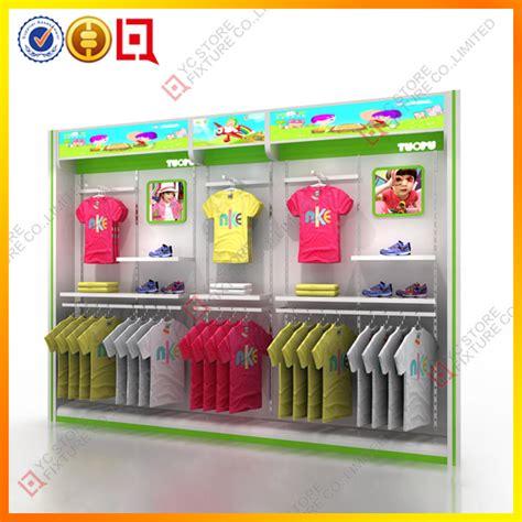 tienda de muebles para ni os exhibici 243 n de muebles para ni 241 os tiendas de ropa estantes