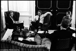 sofa government chilcot report shows how tony blair s sofa government