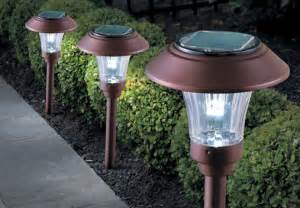 solar lights outdoor how to save energy using outdoor lighting