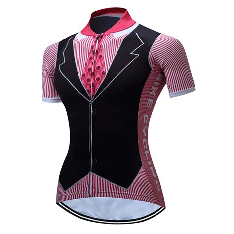 cool cycling jackets women s cycling jersey cool bike shirt top tight lady s