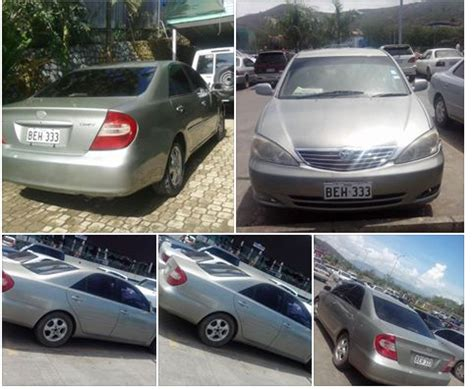toyota camry for sale in port moresby papua new guinea