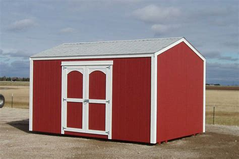 classic gable shed  sale  ks kansas outdoor structures