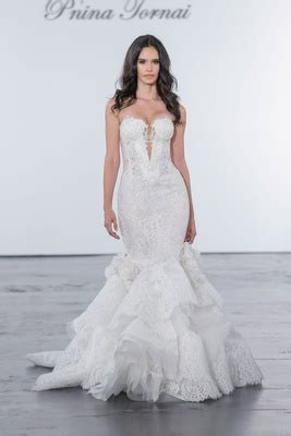 bridal fashion week pnina tornai for kleinfeld 2018