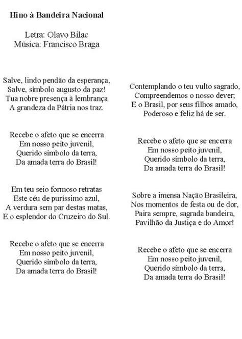 História do Hino da Bandeira Brasileira! Letra e música
