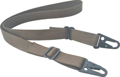 Tas Sling Hk 1 2 point combat sling 1 quot wide with hk style hooks