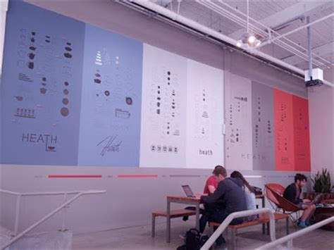 infographic wall inspiration in physical design infographic wall art