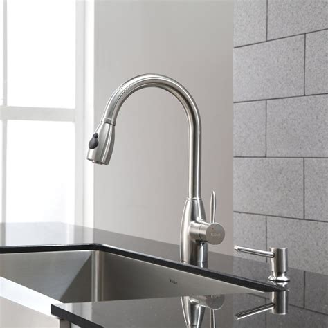 kitchen sinks and faucets best kitchen sink and faucet combo