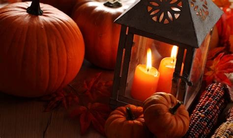 pumpkin candles go green this