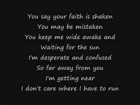 misery maroon 5 testo maroon 5 misery lyrics