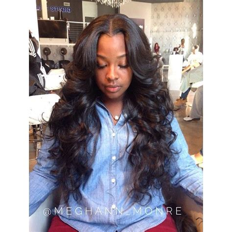 sew in tracks hairstyles 116 best images about sew ins on pinterest vixen sew in