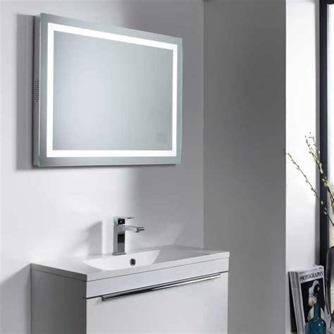 Bluetooth Mirror Bathroom Roper Beat Mirror With Wireless Bluetooth Led Bathroom Mirror