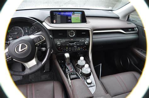 lexus rx 2016 interior 2016 lexus rx350 colors