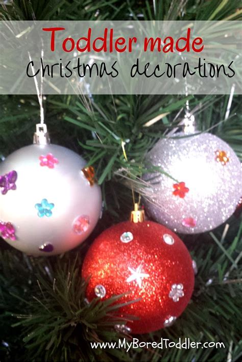 christmas craft for toddlers decorations my bored toddler