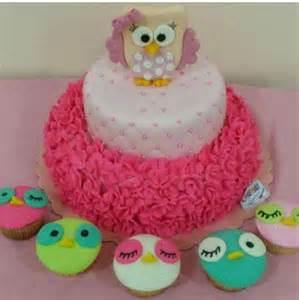 torta de buho cumplea 241 os pinterest